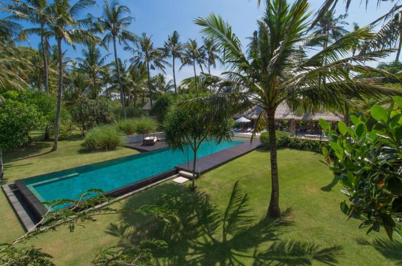 Gardens and Pool - Villa Samadhana - Sanur, Bali