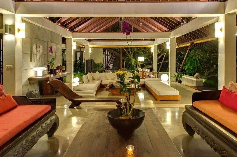 Living Area - Villa Samadhana - Sanur, Bali