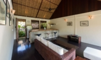 Lounge Area - Villa Samadhana - Sanur, Bali