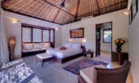 Bedroom with Seating Area - Villa Samadhana - Sanur, Bali
