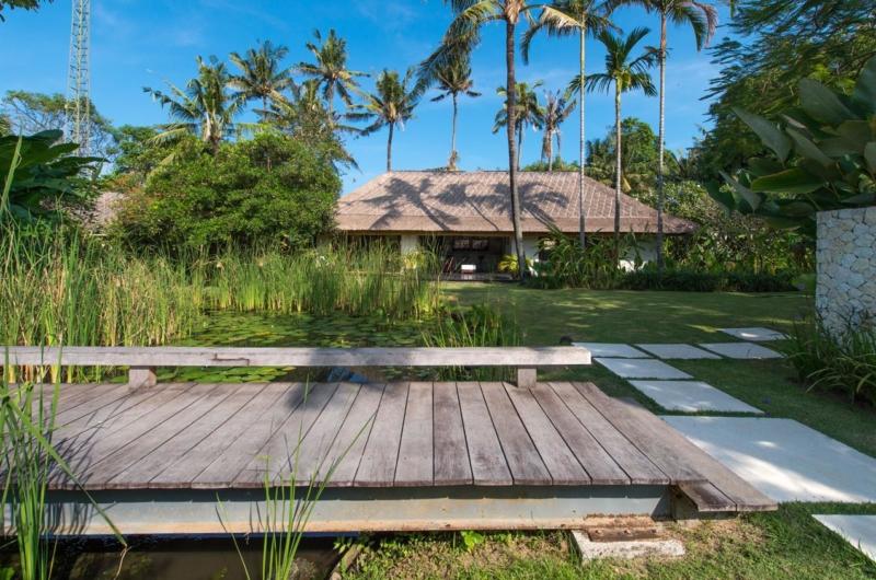 Lawns - Villa Samadhana - Sanur, Bali