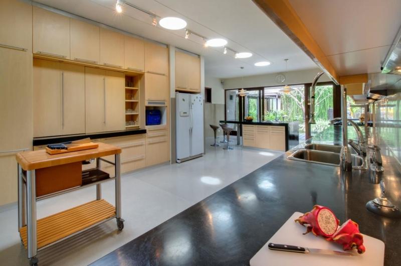Kitchen Area - Villa Samadhana - Sanur, Bali