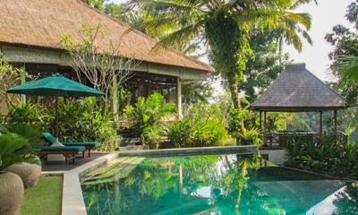 Pool Side - Villa Samaki - Ubud, Bali