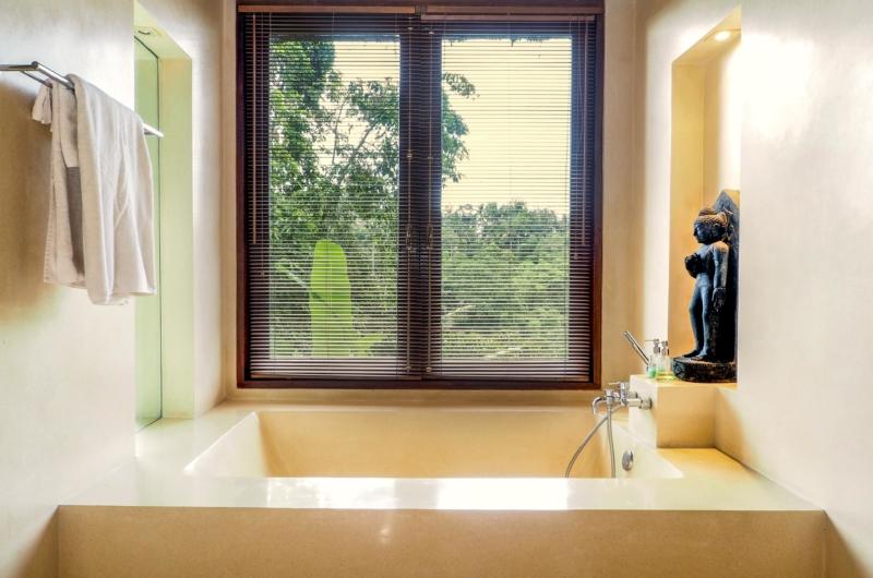 Bathtub - Villa Samaki - Ubud, Bali