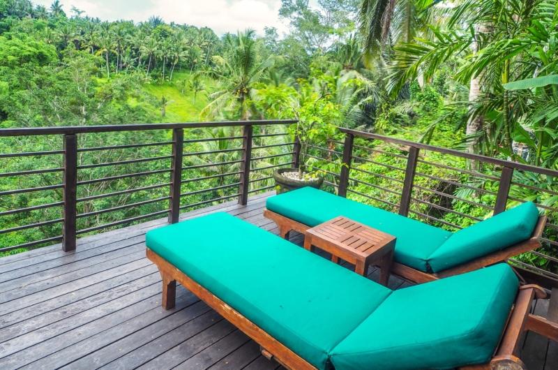 Sun Beds - Villa Samaki - Ubud, Bali