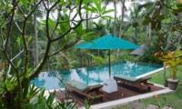 Gardens and Pool - Villa Samaki - Ubud, Bali