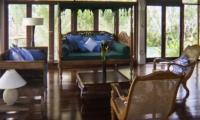 Seating Area - Villa Samaki - Ubud, Bali