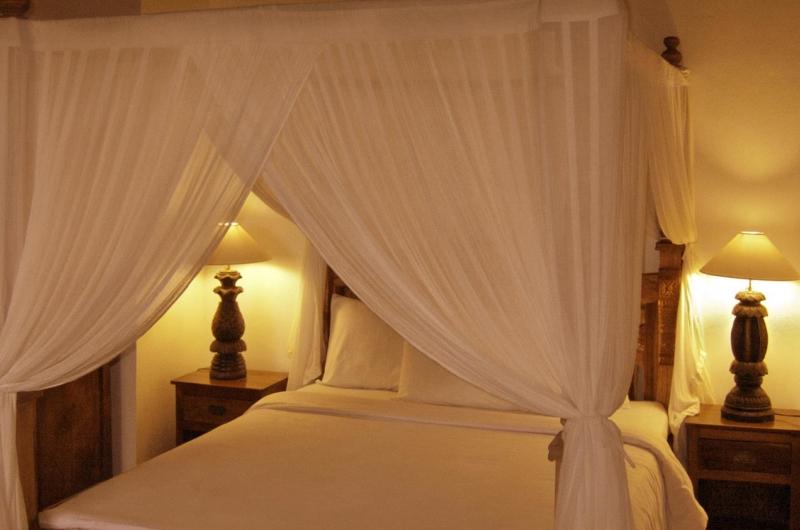 Four Poster Bed - Villa Samaki - Ubud, Bali