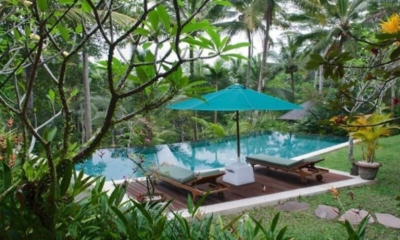 Private Pool - Villa Samaki - Ubud, Bali