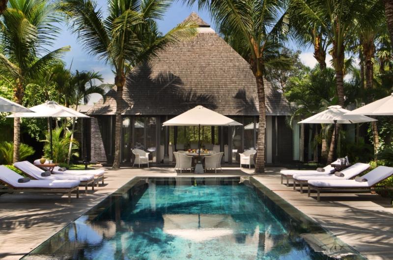 Swimming Pool - Villa Samuan - Seminyak, Bali