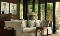 Lounge Area - Villa Samuan - Seminyak, Bali