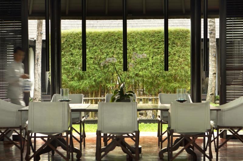 Dining Area - Villa Samuan - Seminyak, Bali