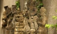 Entrance - Villa Samuan - Seminyak, Bali