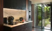 Kitchen Area - Villa Samuan - Seminyak, Bali