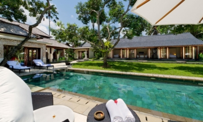 Swimming Pool - Villa San - Ubud, Bali