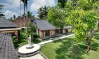 Gardens - Villa San - Ubud, Bali
