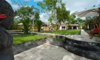 Lawns - Villa San - Ubud, Bali