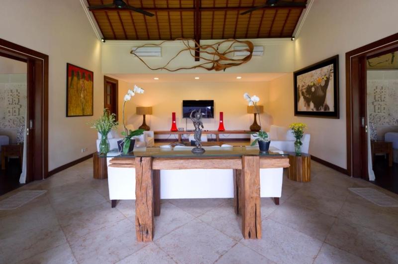 TV Area - Villa San - Ubud, Bali