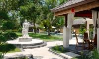 Outdoor Area - Villa San - Ubud, Bali