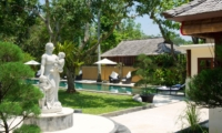 Outdoor View - Villa San - Ubud, Bali