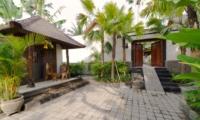 Entrance - Villa San - Ubud, Bali