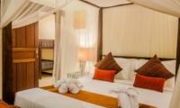 Bedroom View - Villa Santai - Seminyak, Bali