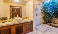 Bathroom - Villa Santai - Seminyak, Bali