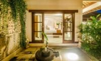 Water Feature - Villa Santai - Seminyak, Bali