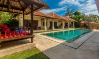 Pool Side - Villa Santi - Seminyak, Bali