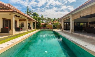 Swimming Pool - Villa Santi - Seminyak, Bali