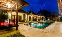 Night View - Villa Santi - Seminyak, Bali