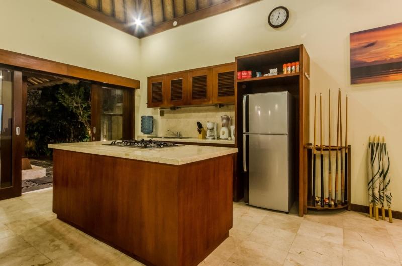 Kitchen - Villa Santi - Seminyak, Bali