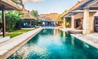 Swimming Pool - Villa Saphir - Seminyak, Bali