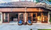 Outdoor Area - Villa Saphir - Seminyak, Bali
