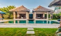 Pool Side - Villa Saphir - Seminyak, Bali
