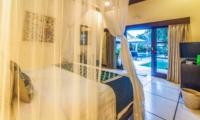 Bedroom - Villa Saphir - Seminyak, Bali