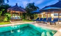 Pool - Villa Saphir - Seminyak, Bali
