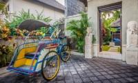 Entrance - Villa Saphir - Seminyak, Bali