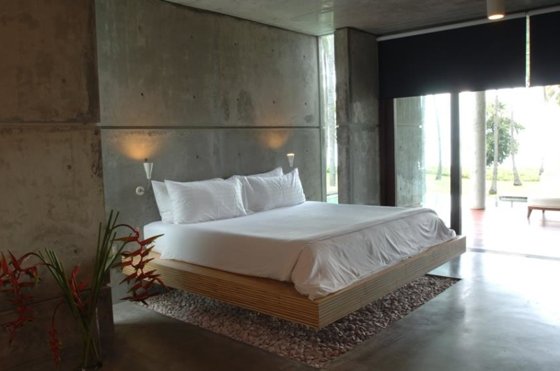 Bedroom with View - Villa Sapi - Lombok, Indonesia