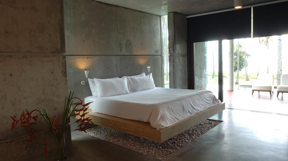 Spacious Bedroom with View - Villa Sapi - Lombok, Indonesia