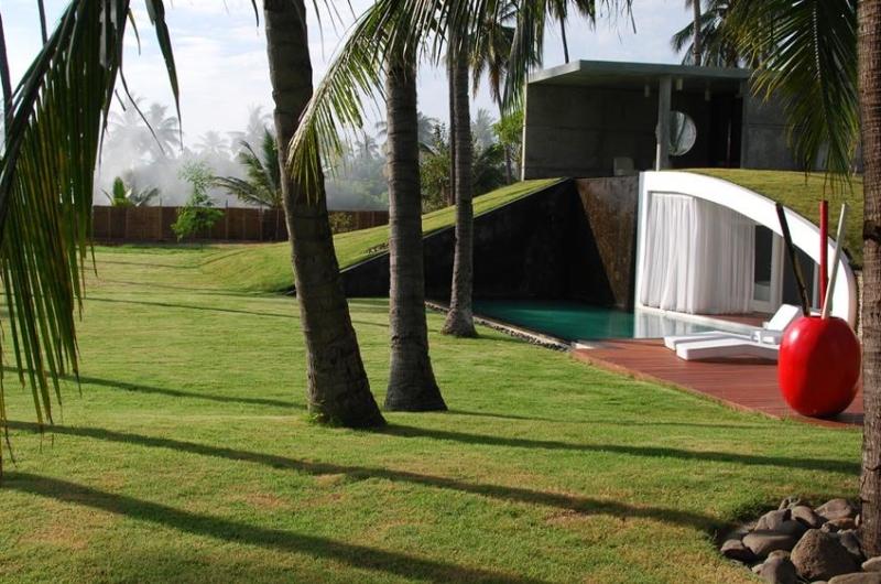 Gardens - Villa Sapi - Lombok, Indonesia