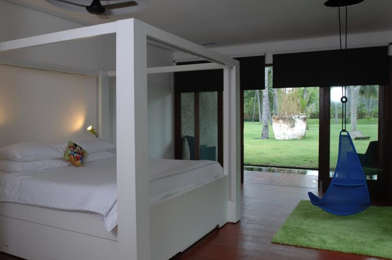 Four Poster Bed with View - Villa Sapi - Lombok, Indonesia