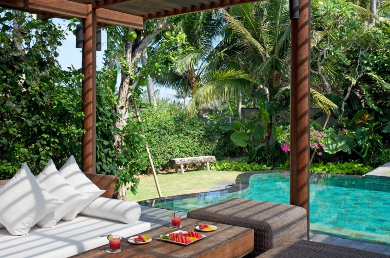 Pool Bale with Breakfast - Villa Sarasvati - Canggu, Bali