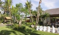Gardens - Villa Sarasvati - Canggu, Bali
