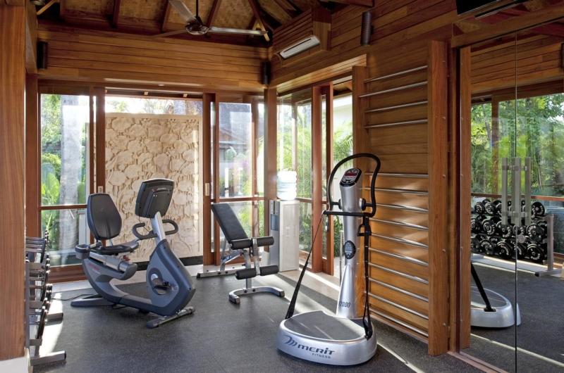 Gym - Villa Sati - Canggu, Bali