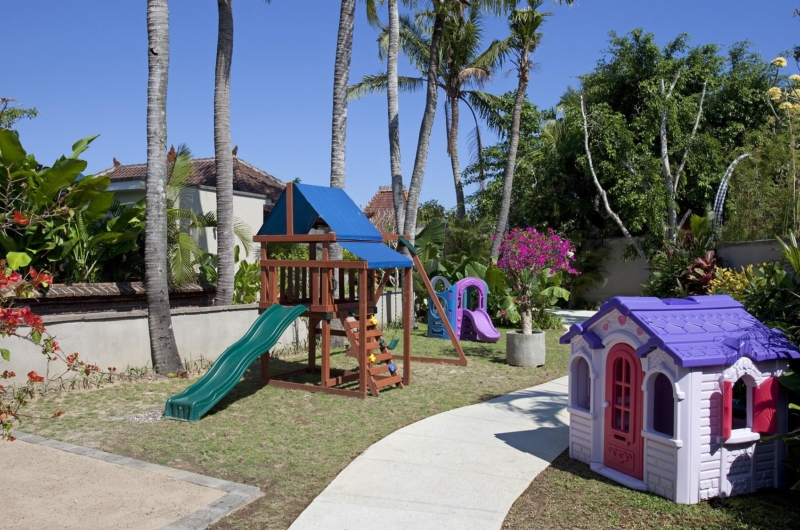 Kids Play Area - Villa Sati - Canggu, Bali