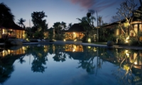 Pool at Night - Villa Sati - Canggu, Bali