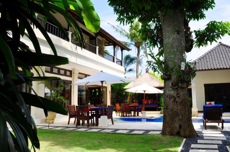 Gardens and Pool - Villa Sayang - Seminyak, Bali