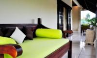 Seating Area - Villa Sayang - Seminyak, Bali