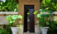 Entrance - Villa Sayang - Seminyak, Bali